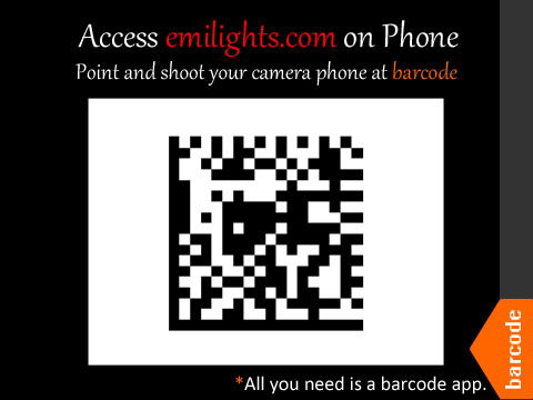 QR Barcode for Mobile